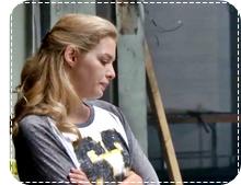 ♥ Rachelle-L ta source française sur l'actrice canadienne Rachelle Lefevre..Petite incruste sur le tournage d'Omerta....