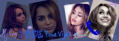Découvre ou redécouvre 4 photos du photoshoot de Miley pour Vijat Mohindra! Vos impressions?