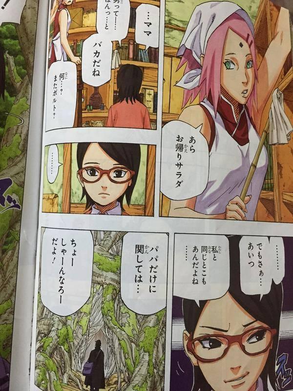 Une guerre qui prends enfin fin ! Naruhina et Sasusaku confirmé.