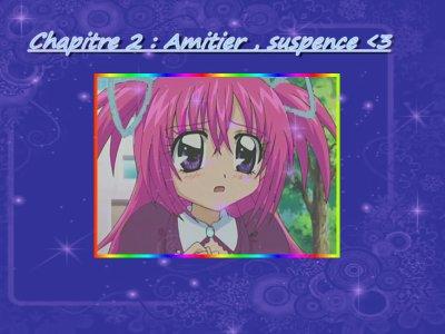 Chapitre 2 : Amitier , suspense <3 ( pas trouvé mieux gomen :( )