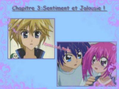 Chapitre 3 : Sentiment et Jalousie !