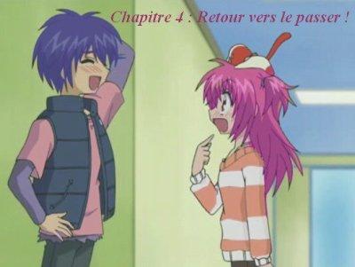 chapitre 4 : Retour vers le passer ! ( xD code Lyoko)