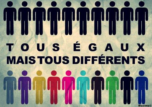 Tous contre le racisme!!
