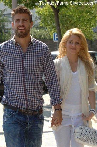 Shakira & Piqué
