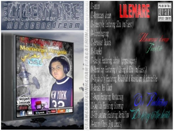 Lilemare moroccans dream album !!