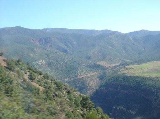 Le Maroc ...
