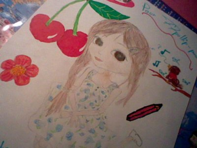 Un dessin pour cet fille génial ( part 2 )