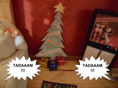 Les décorations de Noël ( part 3 )