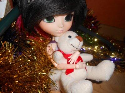 Séance photo n°1 : Spéciale Noël :D