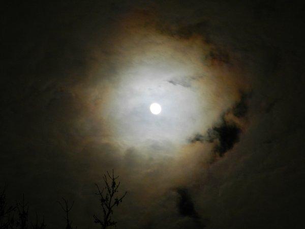 Clichés de la lune