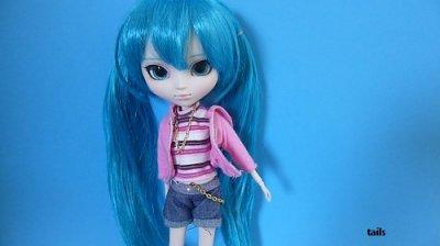 Ma 3ème doll ; Mika