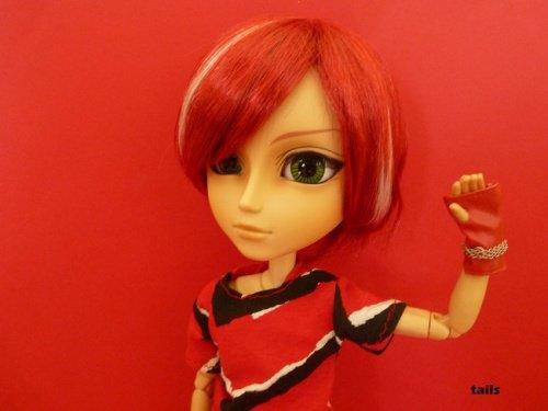 Ma 8ème doll ; Rayne