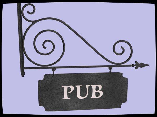 Pubs. ∞