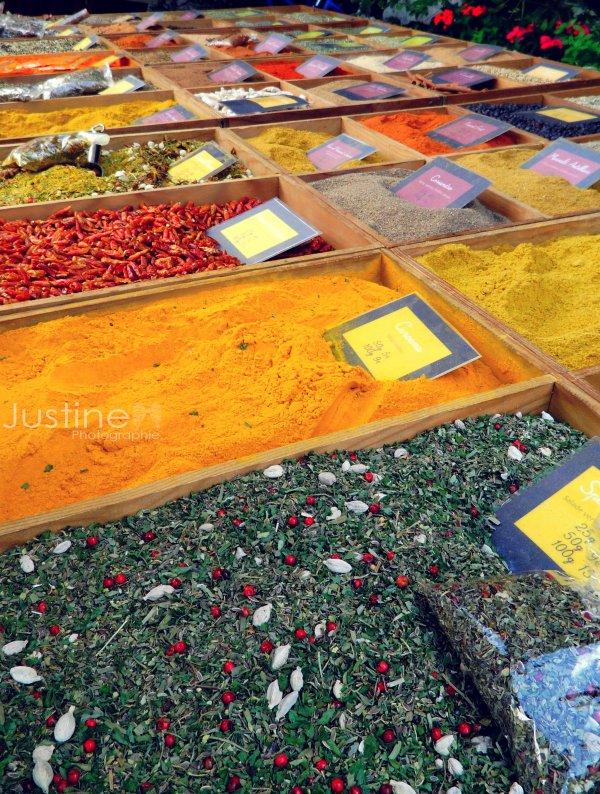 #65 - Les couleurs, les senteurs, les saveurs...