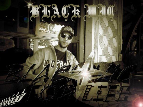 black mic rapero