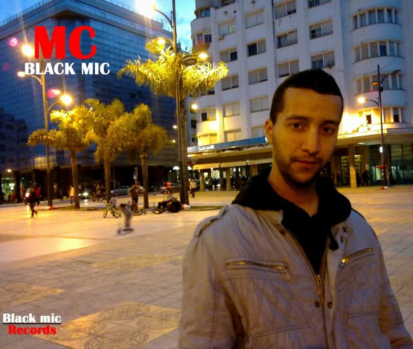 "mc black mic for life 2013"" talef bin le7rouf "" comming sooon ;;; JUST RESPECT"