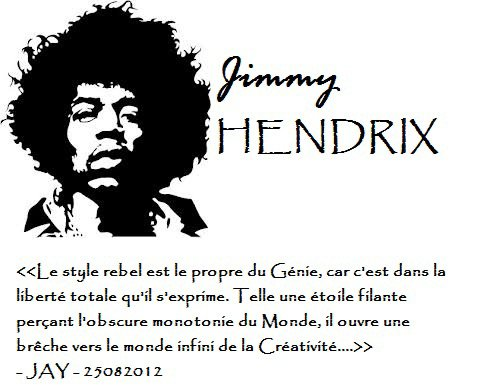 J-Hendrix - The Guitar Man
