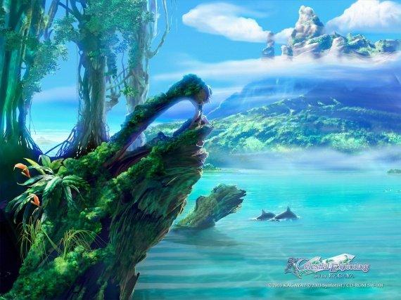 Chapitre24: L'île maudite.