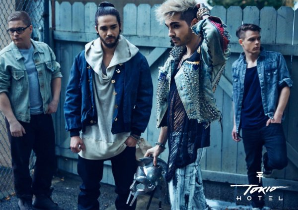 "Photoshoot ""Kings of Suburbia"", 2014."