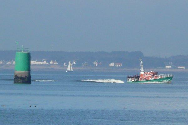 Une belle journée pour une virée en mer... prochainement ...