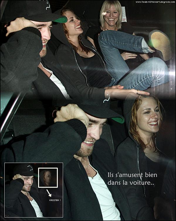 Un petit Flashback ne fait jamais de mal! Je vous propose de (re)découvrir ses superbes photos, où nous avons droit à toutes les grimaces chéries de Kristen, que nous aimons tant, lors de la première de 'Twilight ' au Film Festival de Rome, en Octobre 2008. Franchement, j'aime trop, c'est pour ça que je voulais vraiment les mettre, la Stew en blouson de cuir et sur ses talons aiguilles, avec une jolie robe blanche, ça pète la mobilette quoi! Sublime. ♥ Je vous laisse admirer ses photos.. Enjoy!