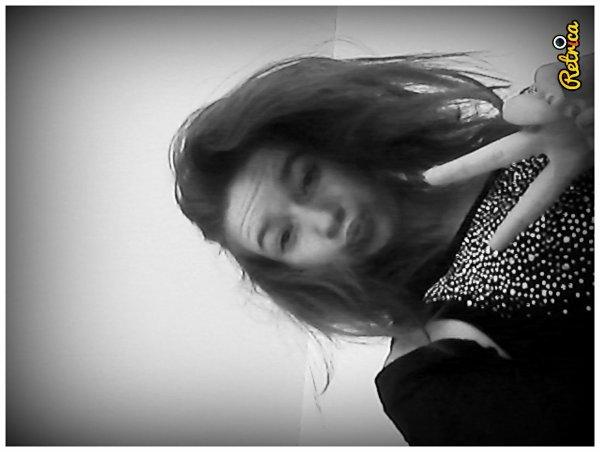 Critique, je m'en balek*-*♥! Je suis comme je suis*-* Je m'assume*-*♥!#AuNaturel♥!