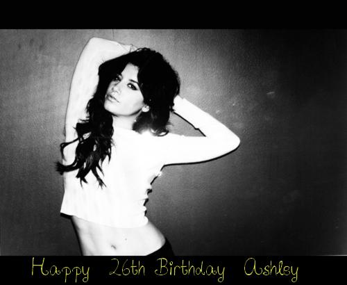 Aujourd'hui Miss Tisdale fêtes ses 26 ans :) :)