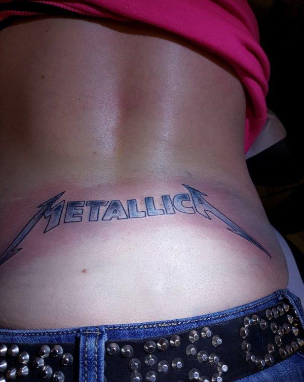 Un de mes tatooooooooooo \m/