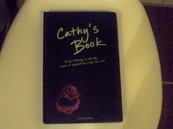 Catégorie : Livres________________________Cathy's Book