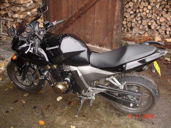 Magnifique non une moto et une poket-bike :)