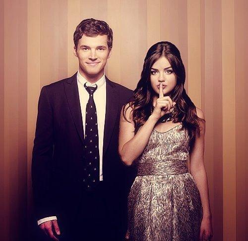 Aria & Ezra Love Story...♥