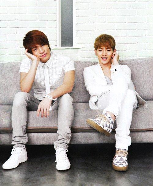 JongKey: Stay with me (chapitre 2)