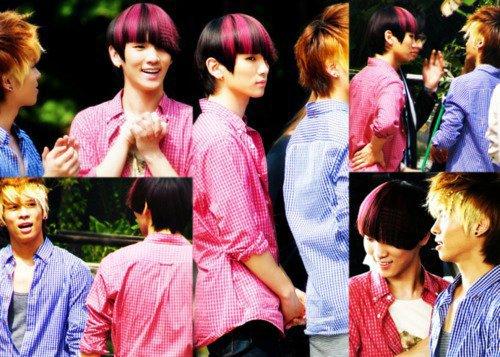 JongKey: Stay with me (chapitre 3)