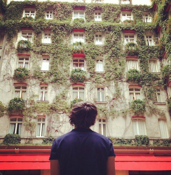 Les Boys a Paris 11/10/12