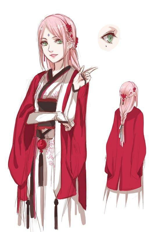 Personnage de Apocalysta : Sakura Kukishi