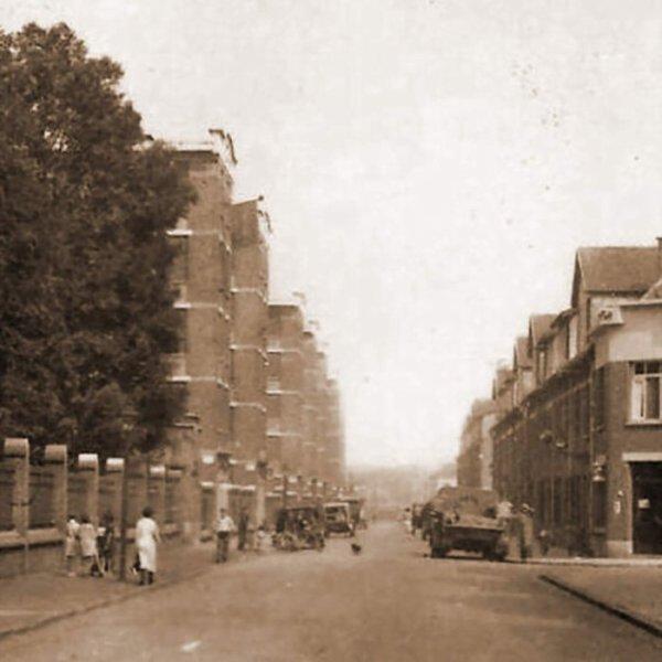 rue de la bourgone a tourcoing