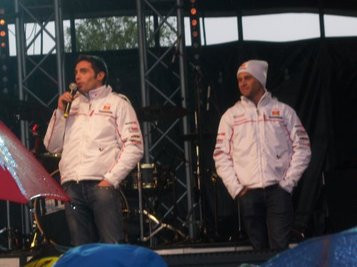 GP du Mans 2012