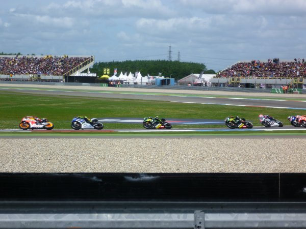 MotoGP d'Assen .... 29 juin 2013 avec Rossi