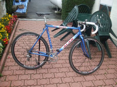velo de cyclo-cross
