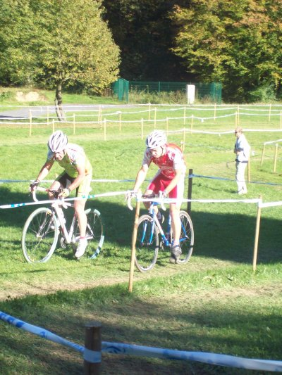 cyclo cross fourmies