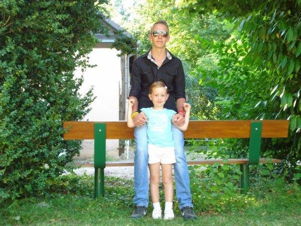 moi et tyanna :D france 2012