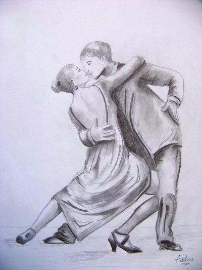 Le tango des gens