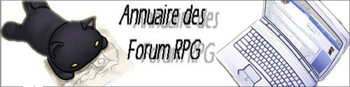 L'annuaire des Forum RPG