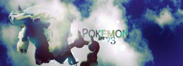 ♣ Pokémon RPG V3 ♣