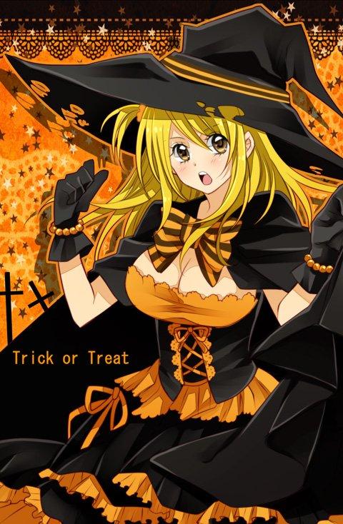 le sorcerer spécial fairy halloween! <3