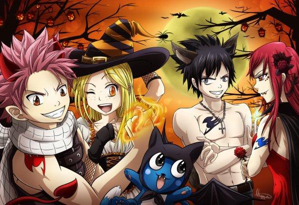 le sorcerer spécial fairy halloween! <3 partie IV