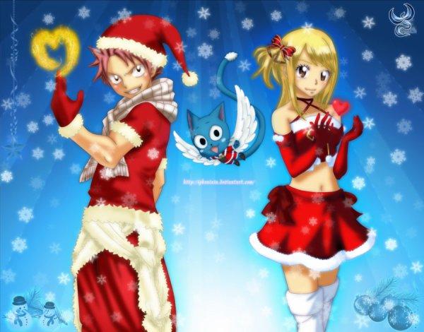 OS: Cadeaux de Noël
