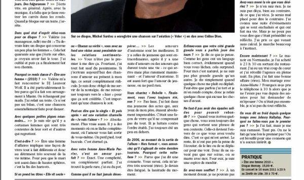 28 août 2010 - Article paru dans NORD-ECLAIR (2/2)