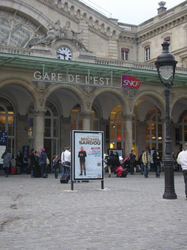 17 octobre 2010 - Michel Sardou est partout !