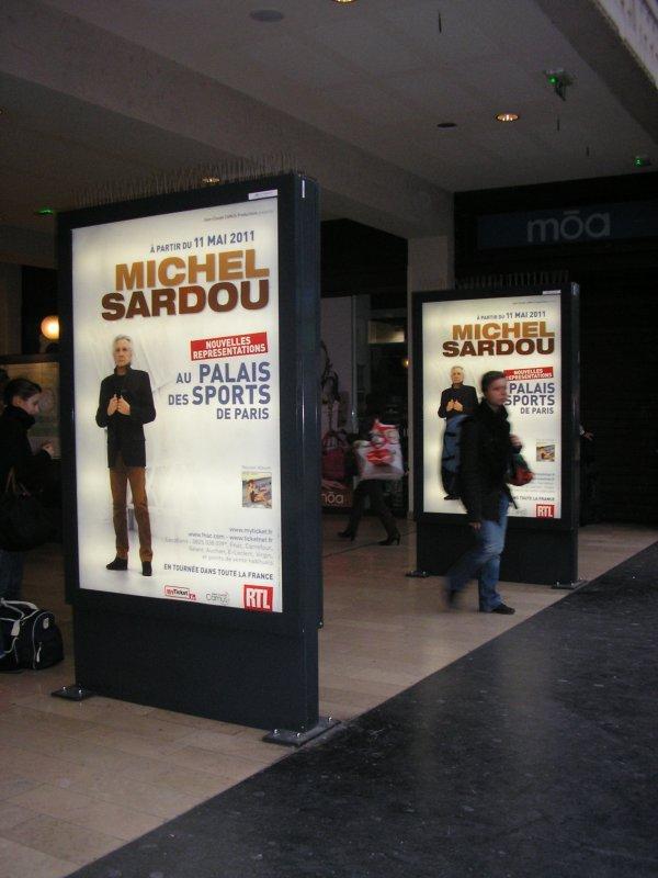 17 octobre 2010 - Investissant la Gare de l'Est...